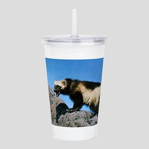 Wolverine Acrylic Double-wall Tumbler