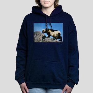 Wolverine Women's Hooded Sweatshirt