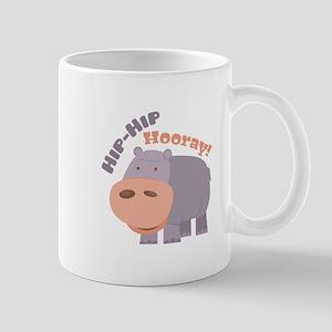 Hip Hip Hooray Mugs