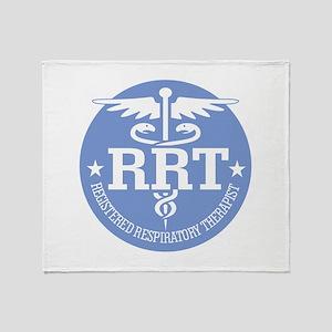 Cad RRT(rd) Throw Blanket