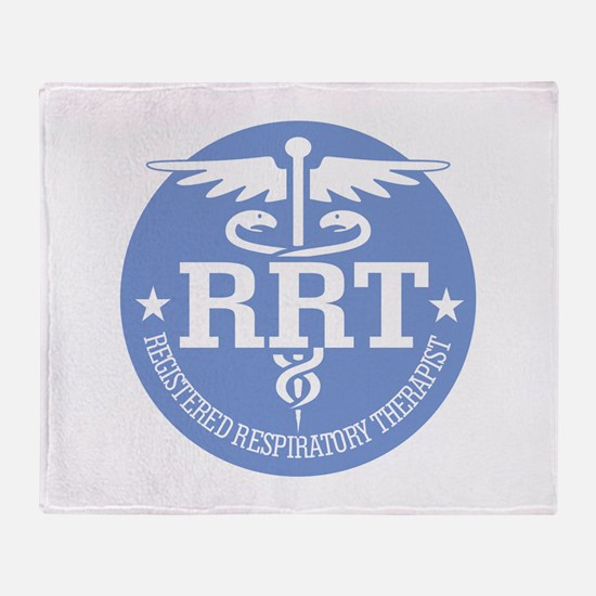 Cad RRT(rd) Throw Blanket