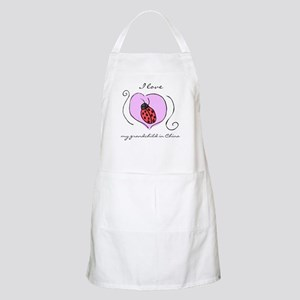 Waiting Grandma BBQ Apron