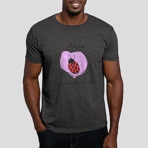 Waiting Grandma Dark T-Shirt