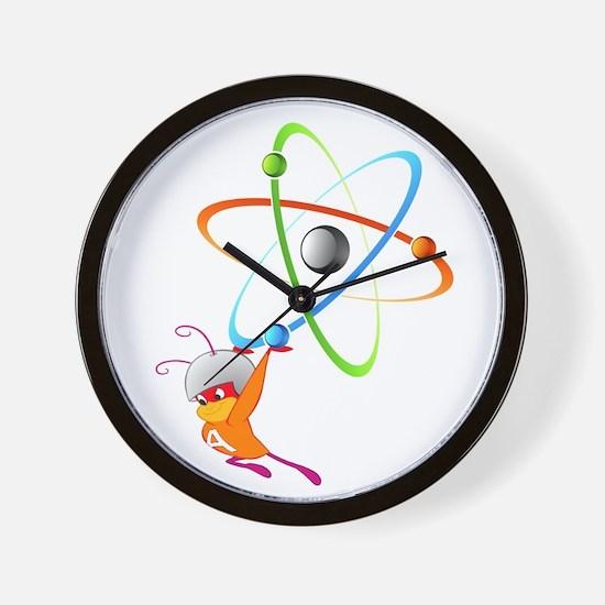 Atom Ant Wall Clock
