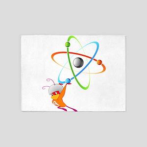 Atom Ant 5'x7'Area Rug