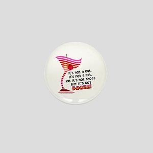 But it's got BOOZE! Mini Button