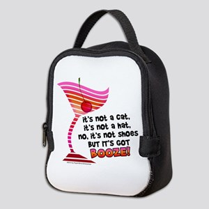 But it's got BOOZE! Neoprene Lunch Bag