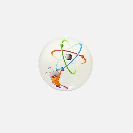 Atom Ant Mini Button