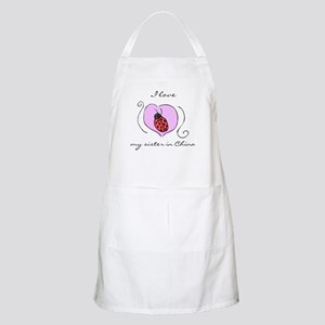 Waiting Sister BBQ Apron
