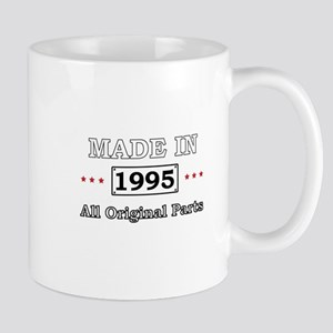 Made in 1995 - All Original Parts Mugs