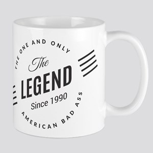 Birthday Born 1990 The Legend Mug