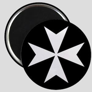 Knights Hospitaller Cross Magnet