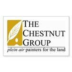 "Chestnut 3""X 5"" Sticker Or Bumper Sticke"