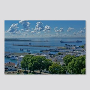 Mackinac Island View Postcards (Package of 8)