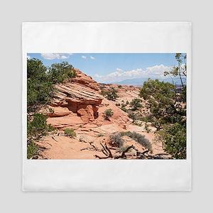 Canyonlands National Park, Utah, USA Queen Duvet