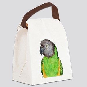 Sweet Senegal Canvas Lunch Bag