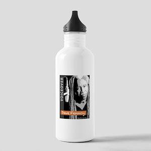 Dave Fennoy VO Logo Water Bottle