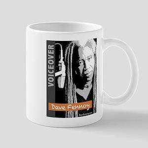 Dave Fennoy VO Logo Mugs