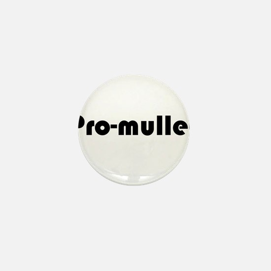 Pro-Mullet Mini Button