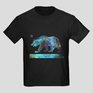 Deep Space California Bear Flag T-Shirt