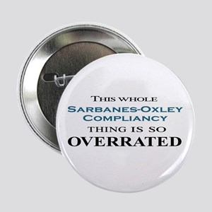 Sarbanes-Oxley Overrated Button