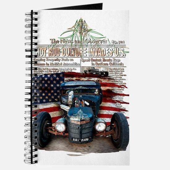 Hot Rod Invasion Journal
