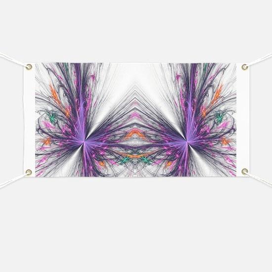 Abstarct Butterfly Banner