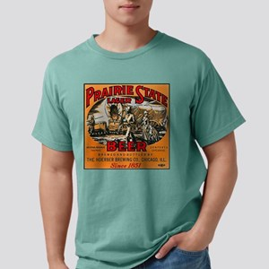 Illinois Beer Label 2 T-Shirt
