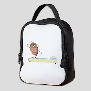 Bed Bug Neoprene Lunch Bag