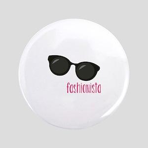 Fashionista Button