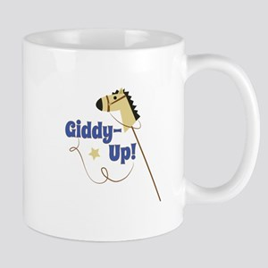 Giddy Up Mugs