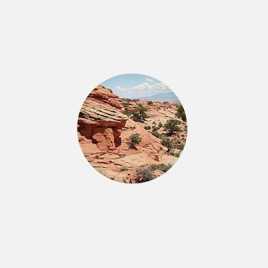 Canyonlands National Park, Utah, USA Mini Button