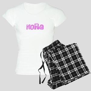 Nora Flower Design Pajamas