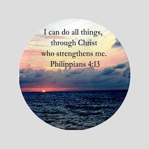 PHILIPPIANS 4:13 Button