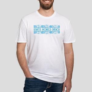 Santa Monica Beach, Ca T-Shirt