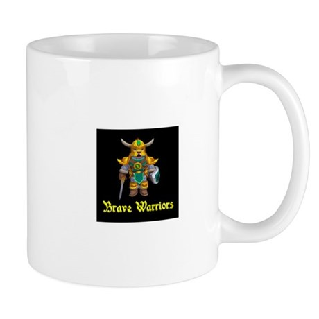 BraveWarriors Mugs