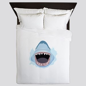 Shark Attack Queen Duvet