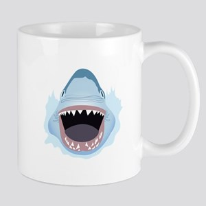Shark Attack Mugs