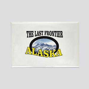 the last frontier ak Magnets