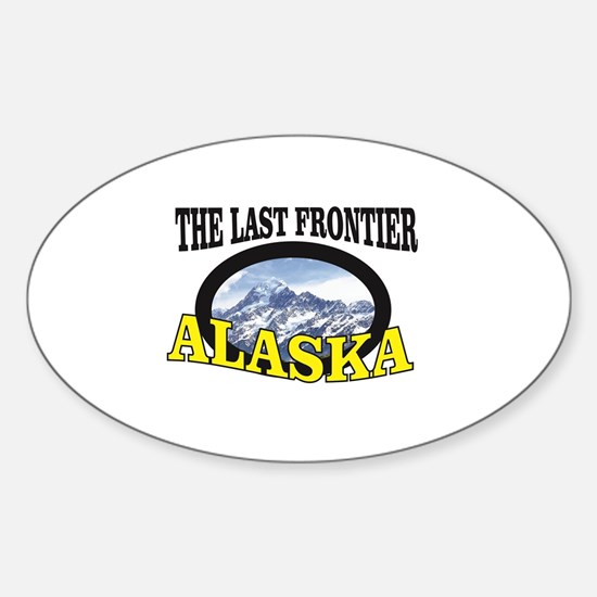 the last frontier ak Decal
