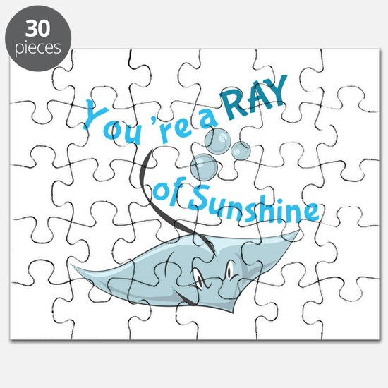 You're A Ray Of Sunshine Puzzle