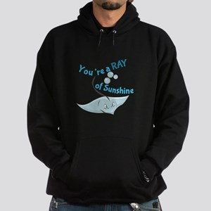 You're A Ray Of Sunshine Hoodie