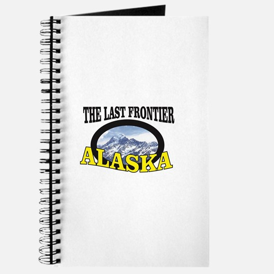 the last frontier ak Journal