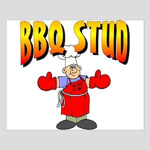 BBQ Stud Small Poster