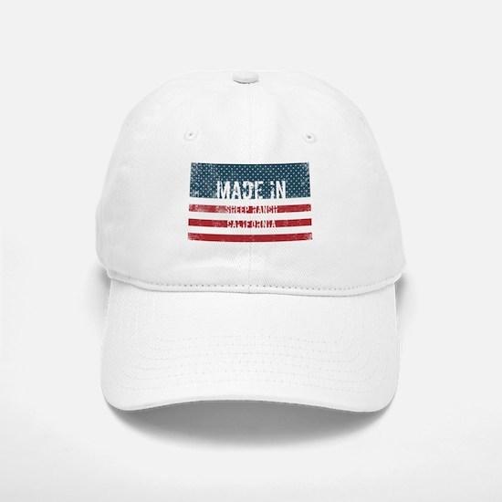 Made in Sheep Ranch, California Baseball Baseball Cap