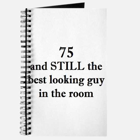 75 still best looking 2 Journal