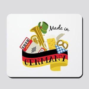 Made In Germany Mousepad