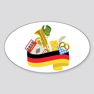 Germany country Sticker