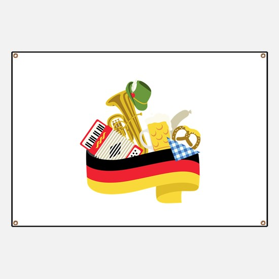 Germany country Banner