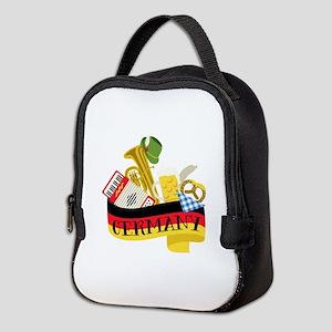 Germany Neoprene Lunch Bag